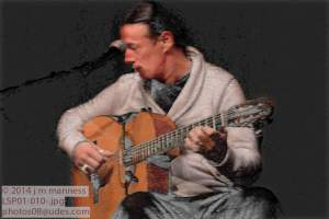 Lulo Reinhardt - Latin Swing Project