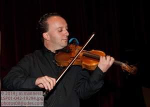 Lulo Reinhardt - Latin Swing Project at Alberta Rose Theater