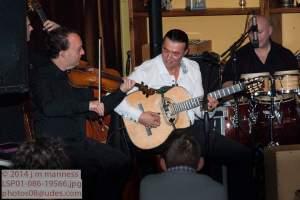 Lulo Reinhardt Latin Swing Project - Vin de Boheme