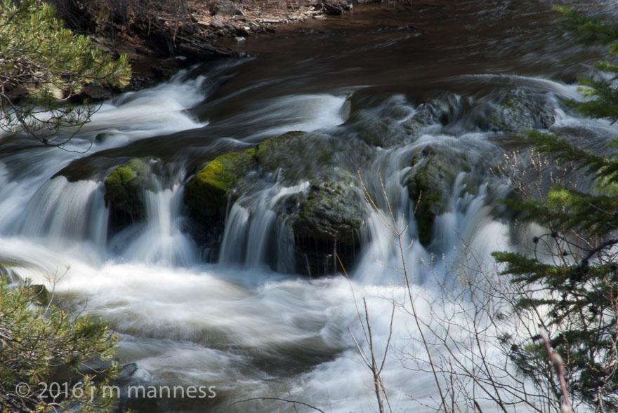 Benham Falls - Deschutes River