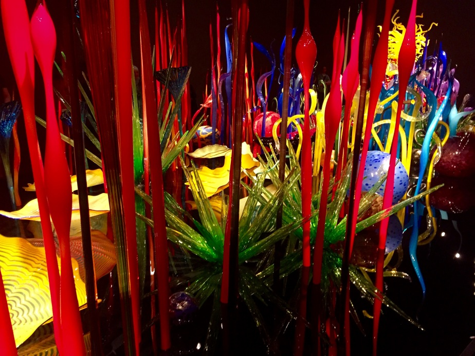 Chihuly Gallery – Seattle(2016)